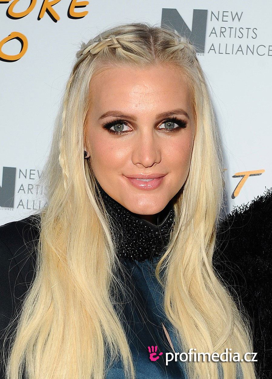 Ashlee Simpson - frisur zum Ausprobieren in eFrisuren Ashlee Simpson