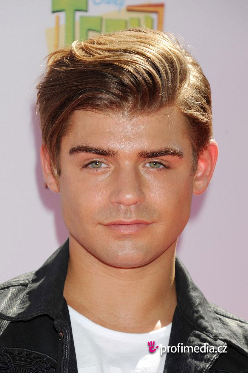 Garrett Clayton Hairstyle Easyhairstyler