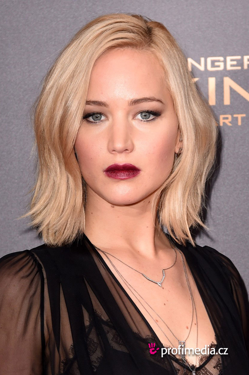 Jennifer Lawrence Frisur Zum Ausprobieren In Efrisuren