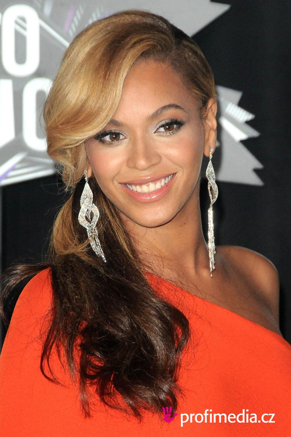 Beyoncé Knowles - - hairstyle - easyHairStyler