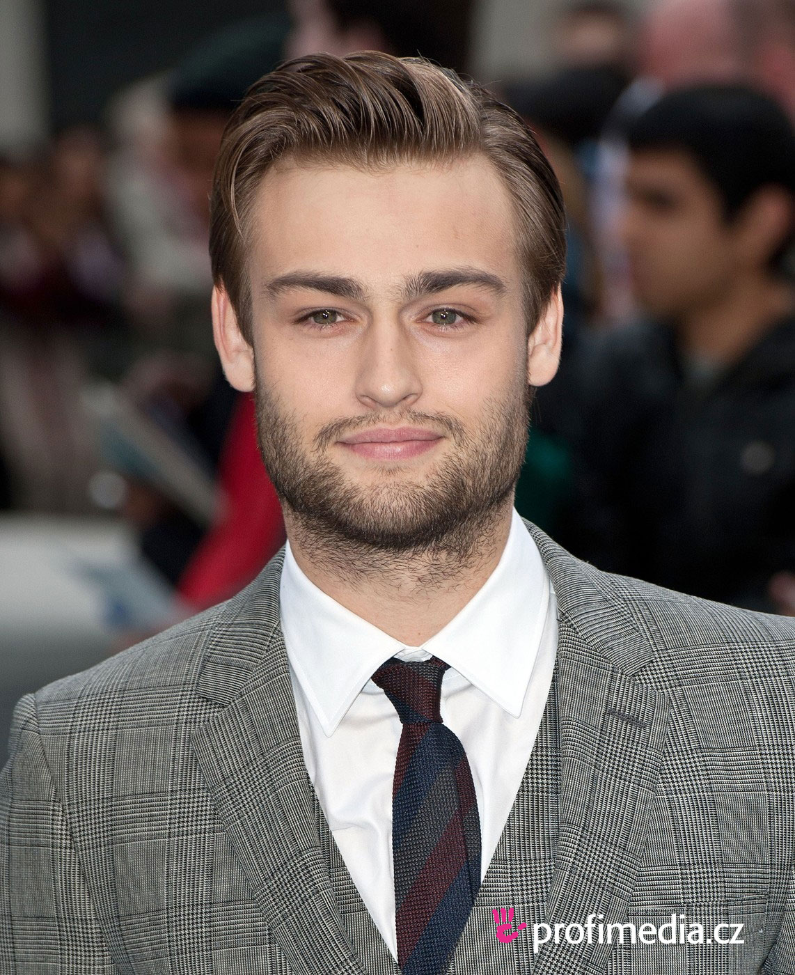 douglas booth png