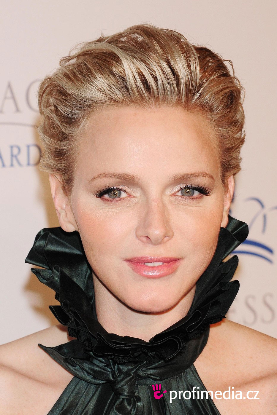 Princess Charlene Hairstyle Easyhairstyler