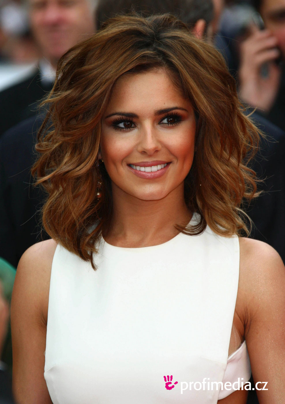 Prom hairstyle - Cheryl Cole - Cheryl Cole