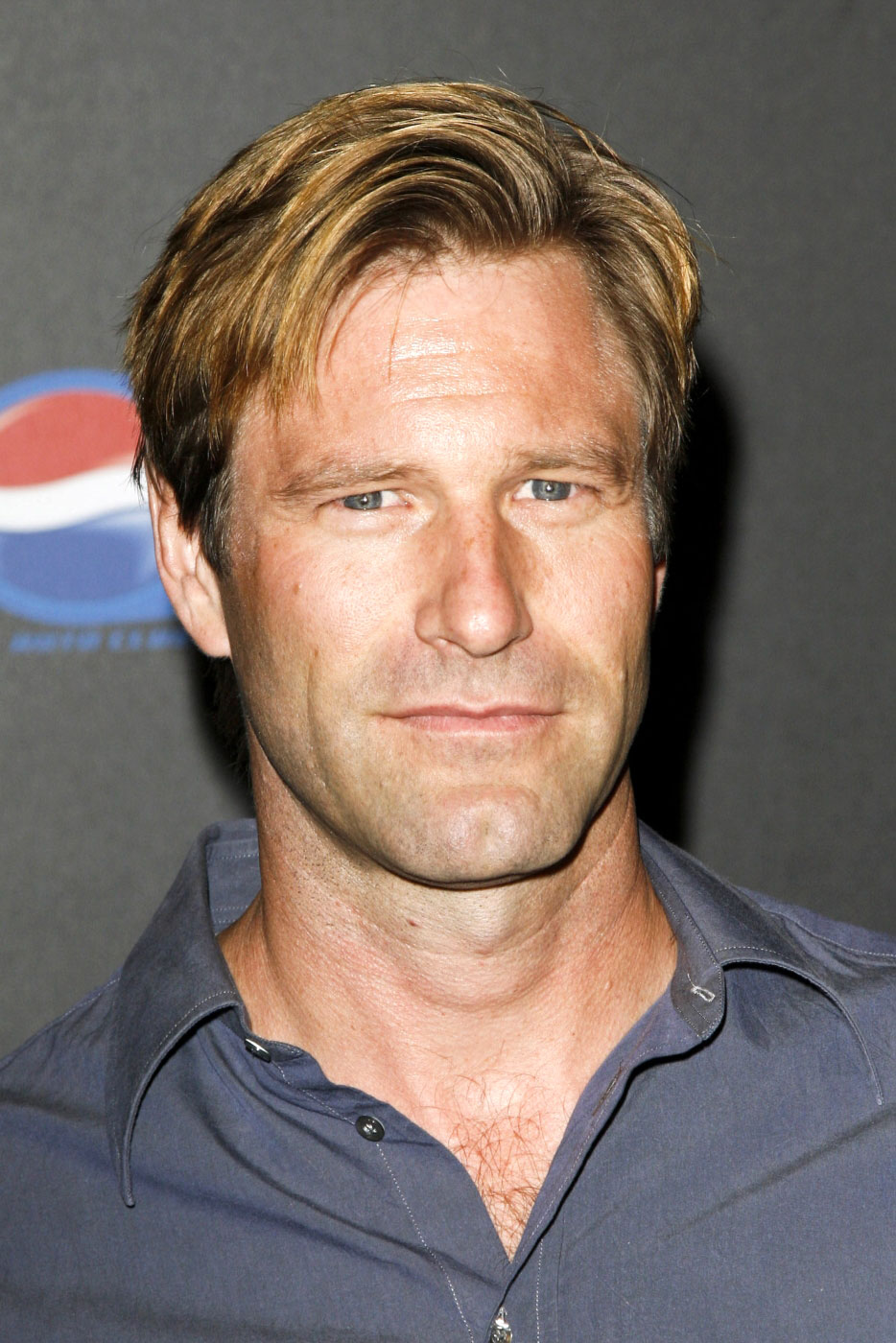 Aaron Eckhart - Photo Gallery