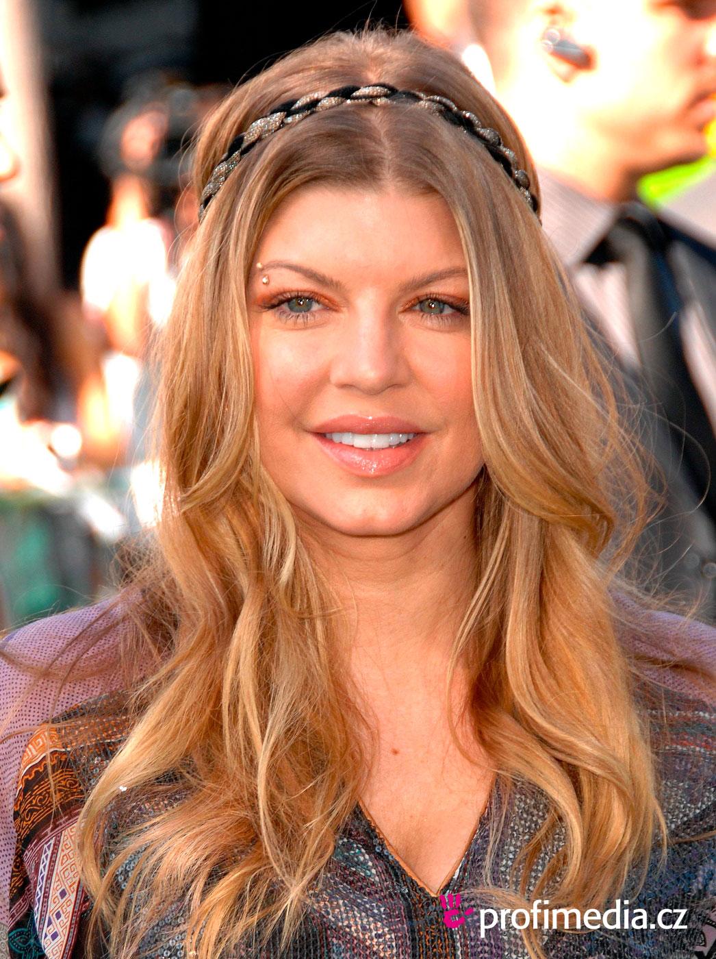Fergie - - hairstyle - easyHairStyler Fergie