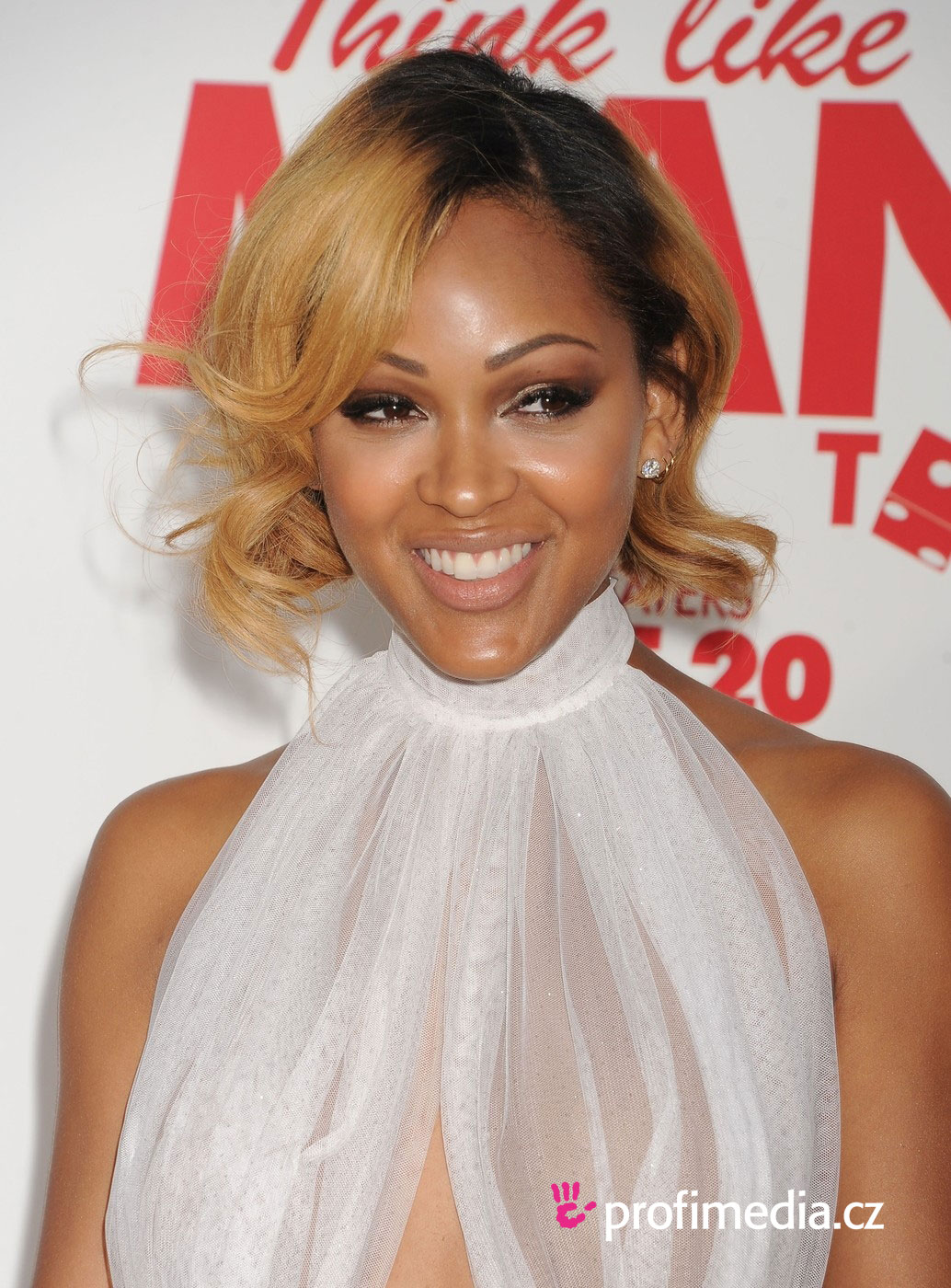 Remarkable Meagan Good Hairstyle Easyhairstyler Short Hairstyles Gunalazisus