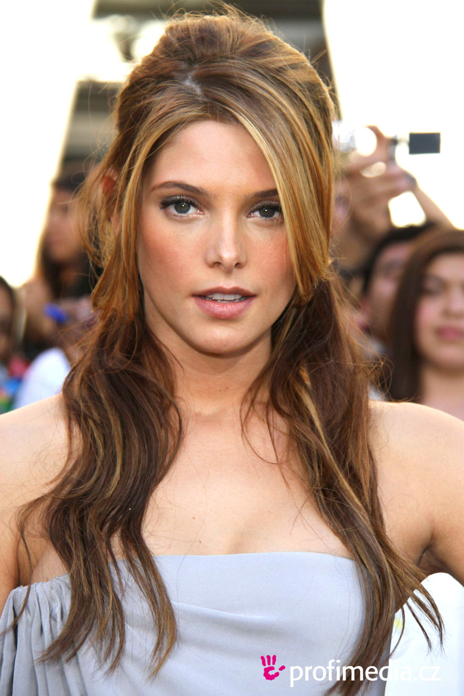 Prom Hairstyle Ashley Greene Ashley Greene