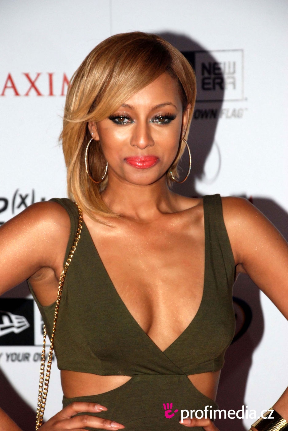 Astounding Keri Hilson Hairstyle Easyhairstyler Short Hairstyles For Black Women Fulllsitofus