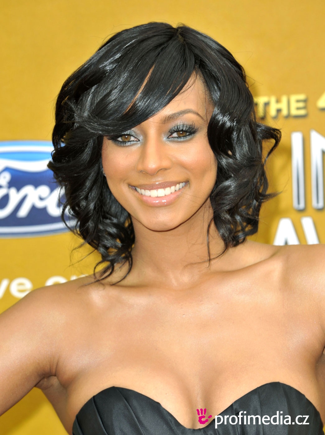 Prime Keri Hilson Hairstyle Easyhairstyler Short Hairstyles For Black Women Fulllsitofus