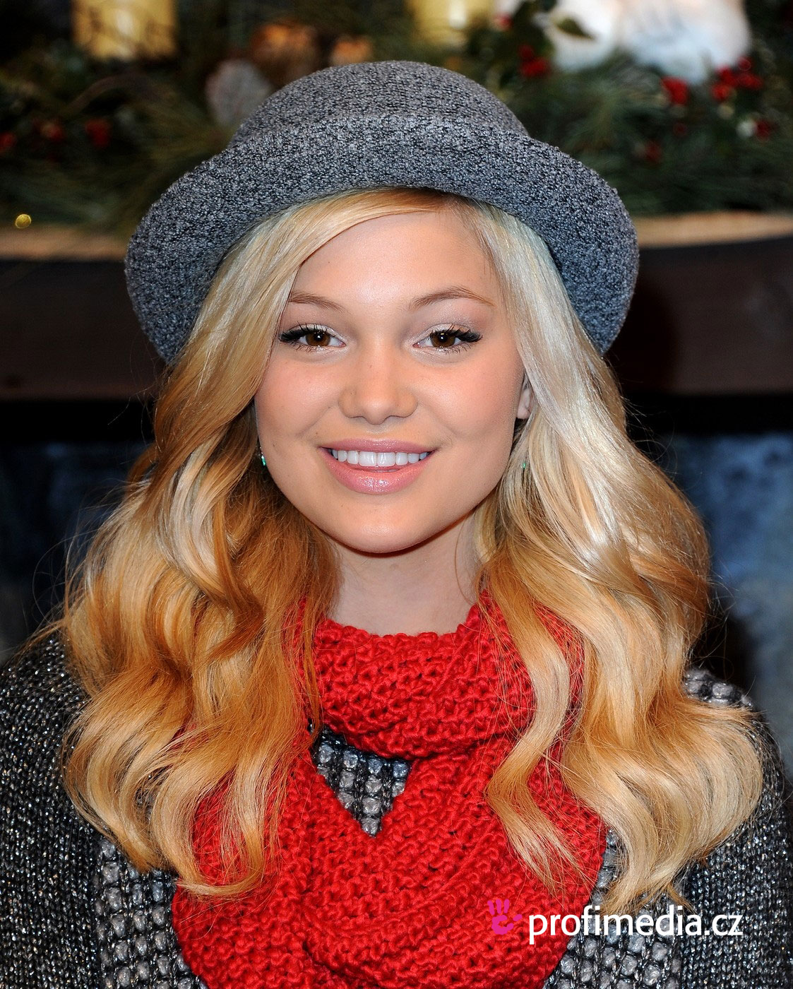 Prom hairstyle olivia holt olivia holt Several varieties of wedding hairstyles for girls in winter season