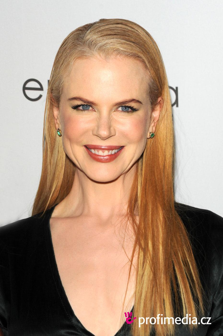 Prom hairstyle - Nicole Kidman - Nicole Kidman