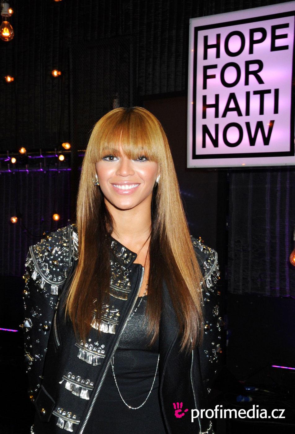 Peinado de - Beyonce Knowles - Beyonce Knowles