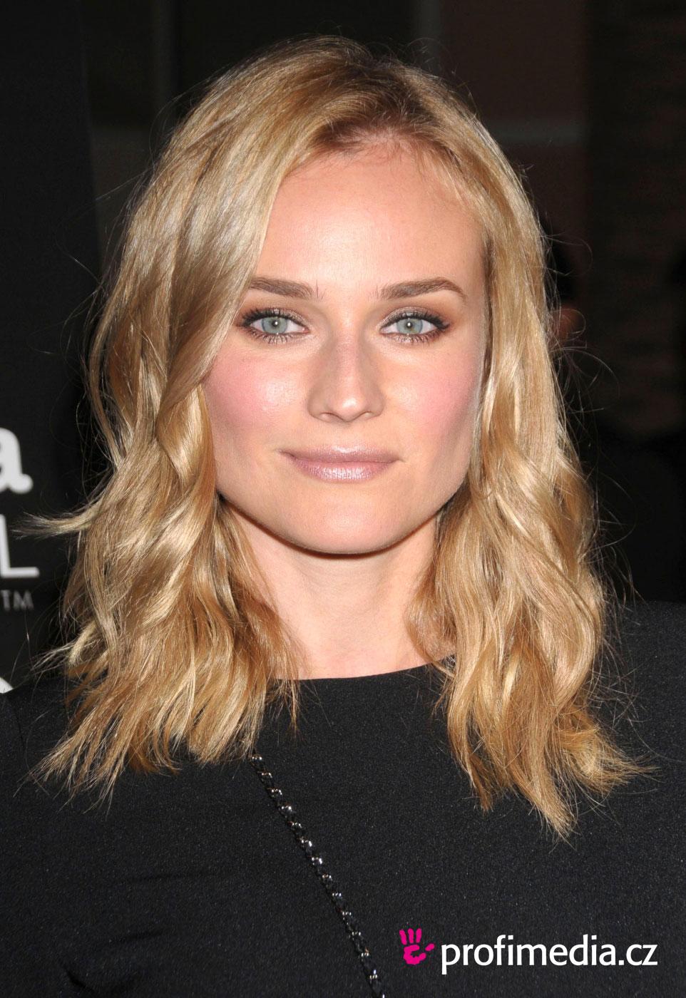 Diane Kruger Hairstyle Easyhairstyler