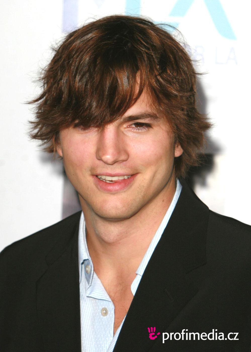 Prom hairstyle - Ashton Kutcher - Ashton Kutcher