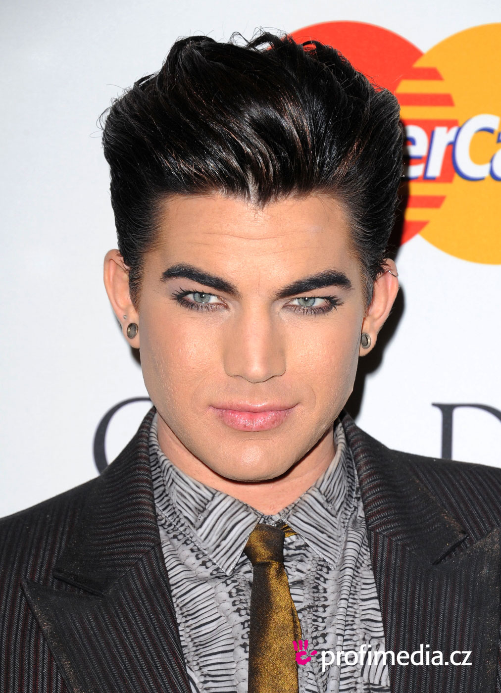 Miraculous Adam Lambert Hairstyle Easyhairstyler Short Hairstyles For Black Women Fulllsitofus