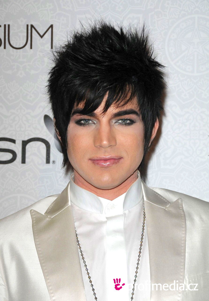 Pleasant Adam Lambert Hairstyle Easyhairstyler Short Hairstyles For Black Women Fulllsitofus