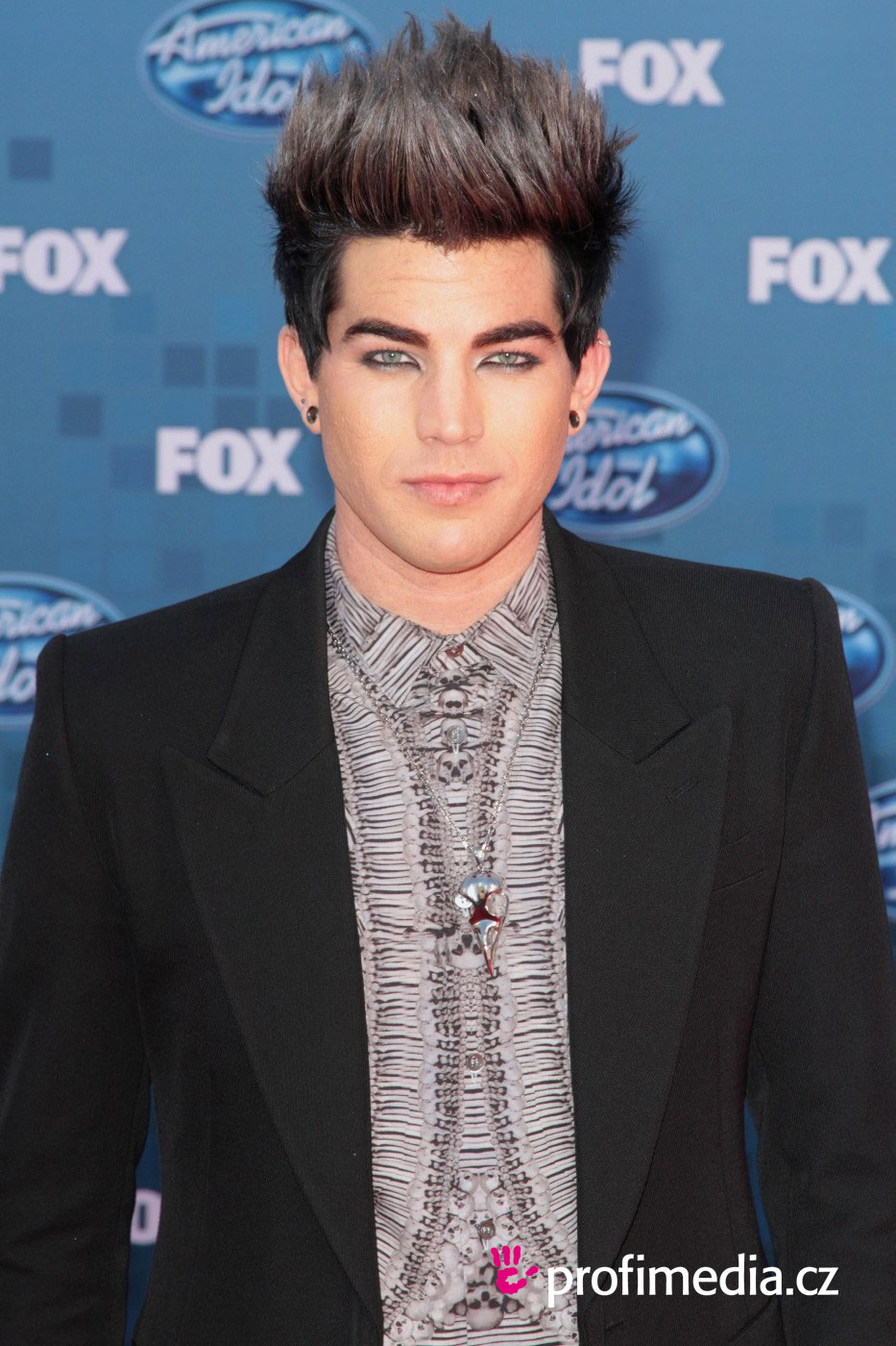 Remarkable Adam Lambert Hairstyle Easyhairstyler Short Hairstyles For Black Women Fulllsitofus