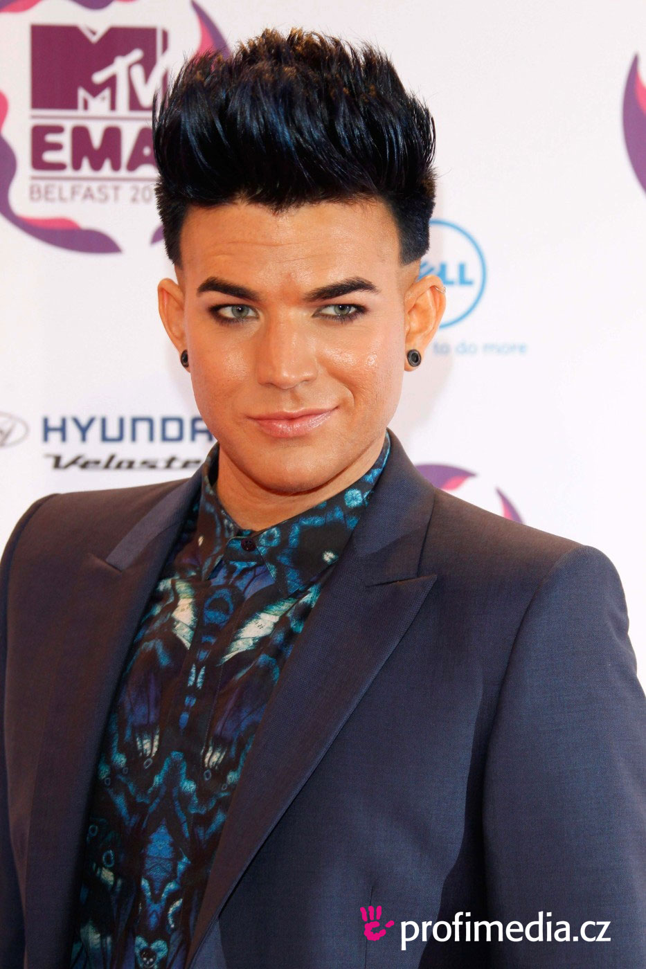 Terrific Adam Lambert Hairstyle Easyhairstyler Short Hairstyles For Black Women Fulllsitofus