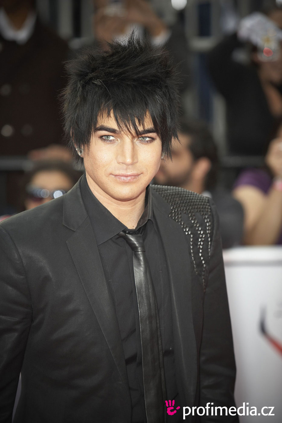 Excellent Adam Lambert Hairstyle Easyhairstyler Short Hairstyles For Black Women Fulllsitofus