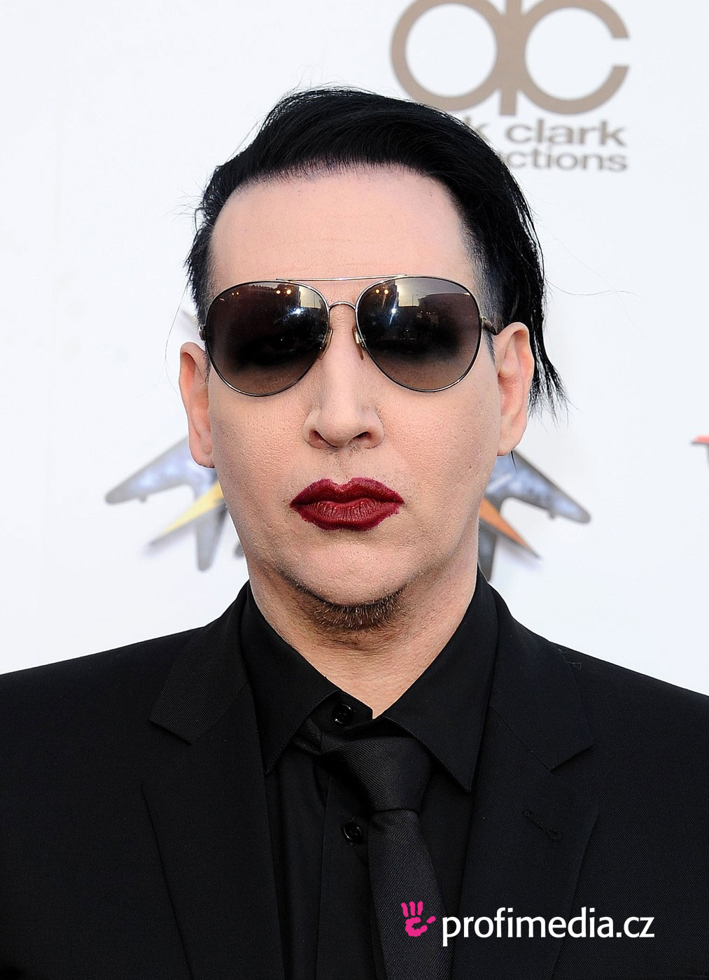 Marilyn Manson Hairstyle Easyhairstyler