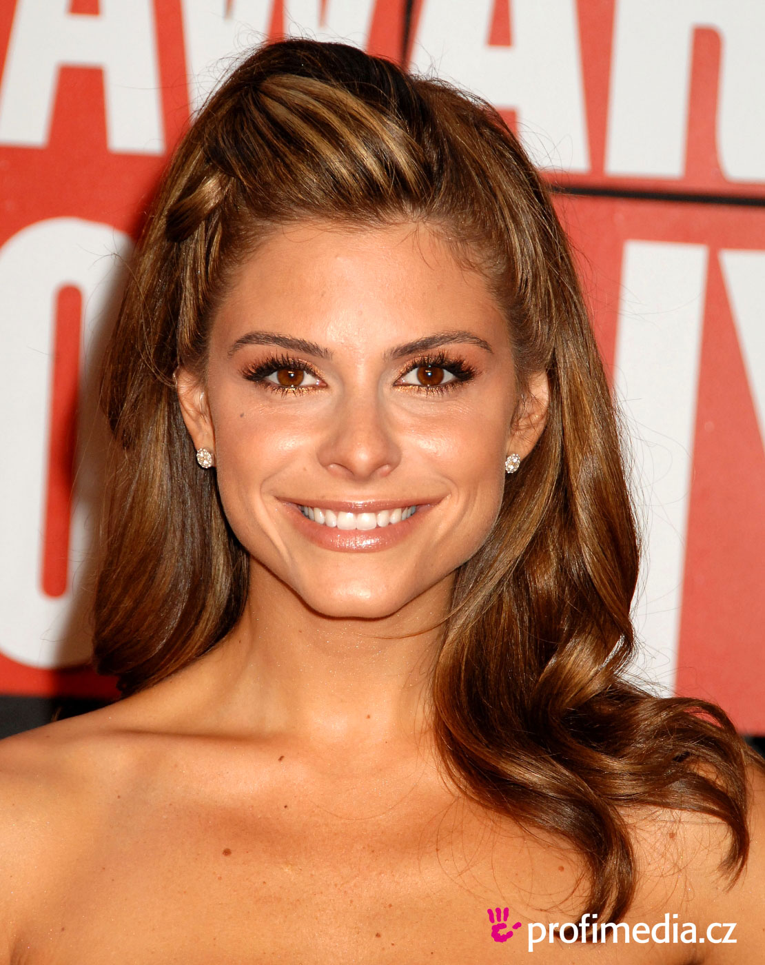 Magnificent Maria Menounos Hairstyle Easyhairstyler Hairstyle Inspiration Daily Dogsangcom
