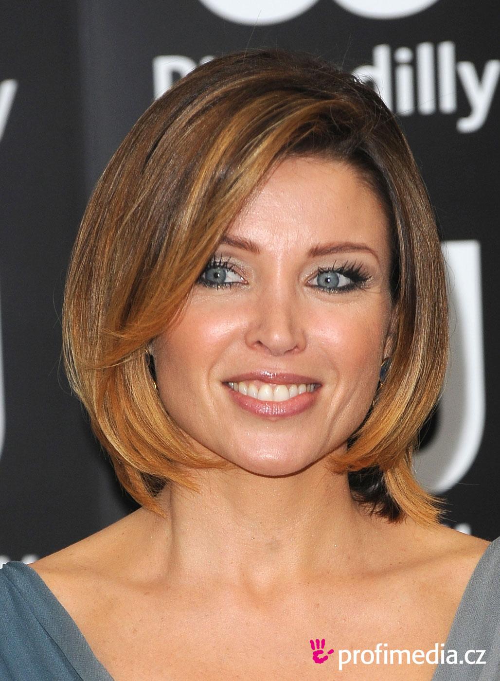 Dannii Minogue Hairstyle Easyhairstyler