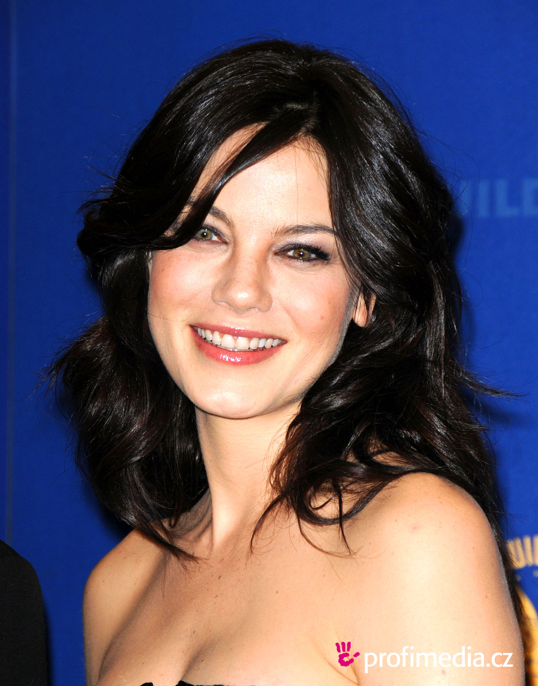 Rate the Michelle Monaghan's hairstyle