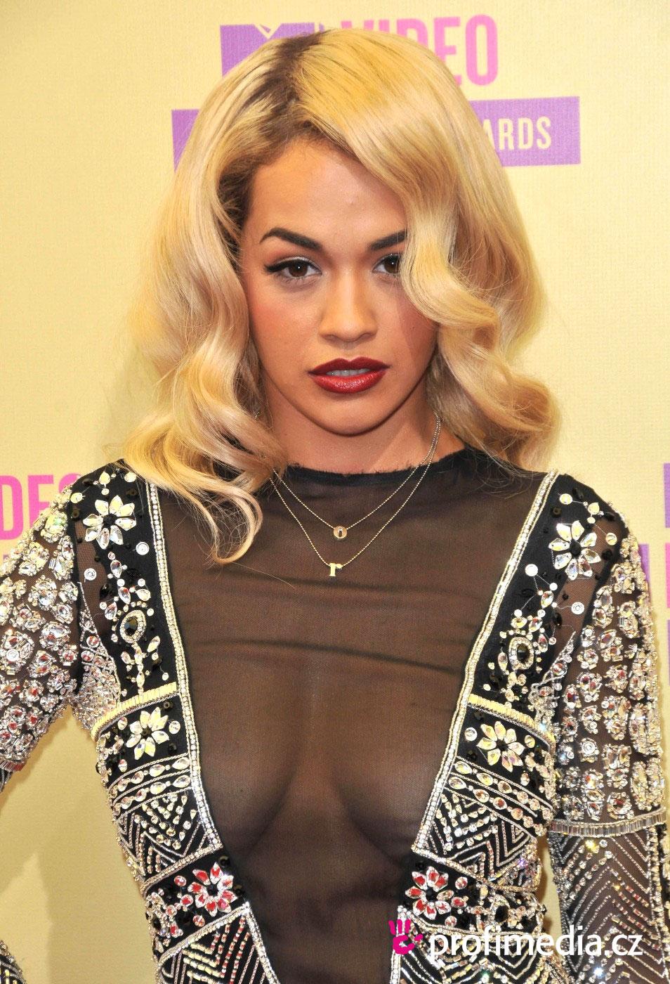 Rita Ora Hairstyle Easyhairstyler