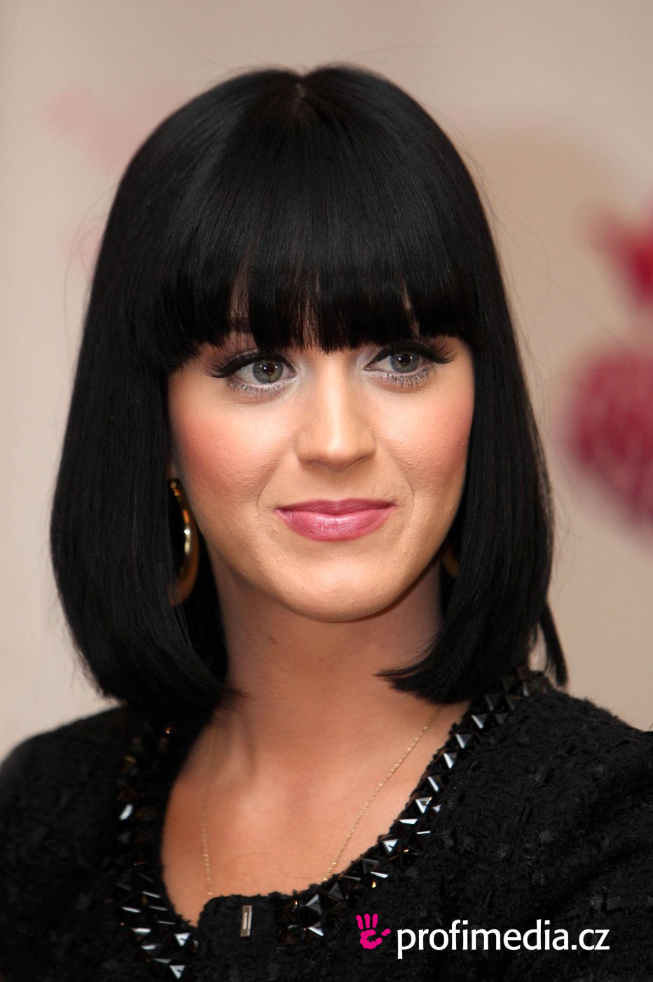 Účes celebrity - katy perry - katy perry