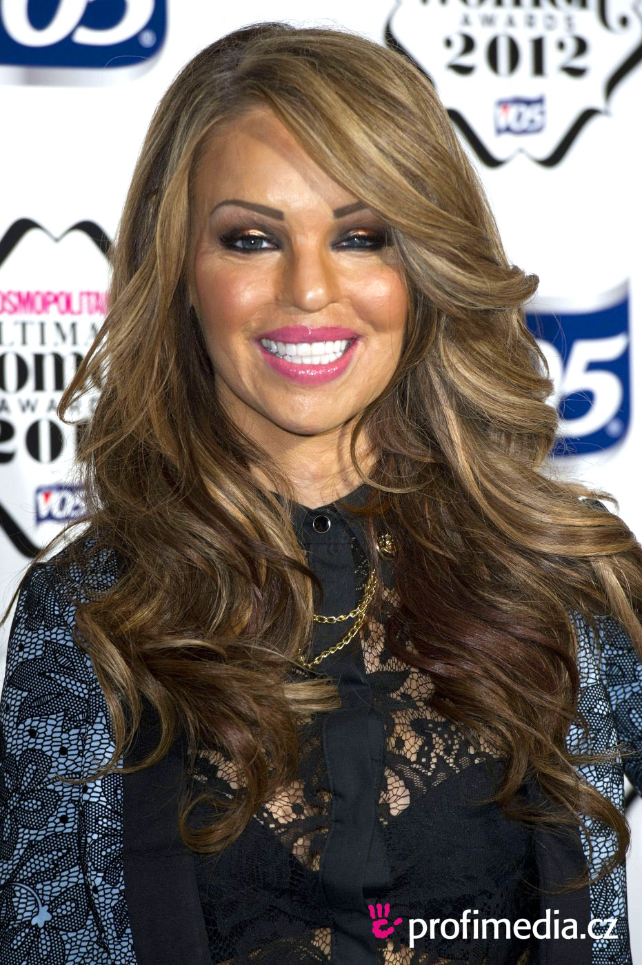 Katie Piper Hairstyle Easyhairstyler