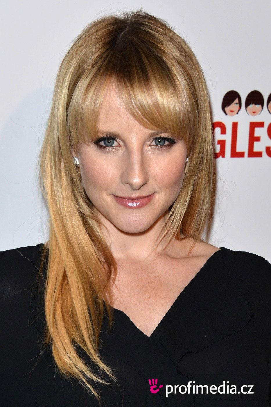 Melissa Rauch Hairstyle Easyhairstyler