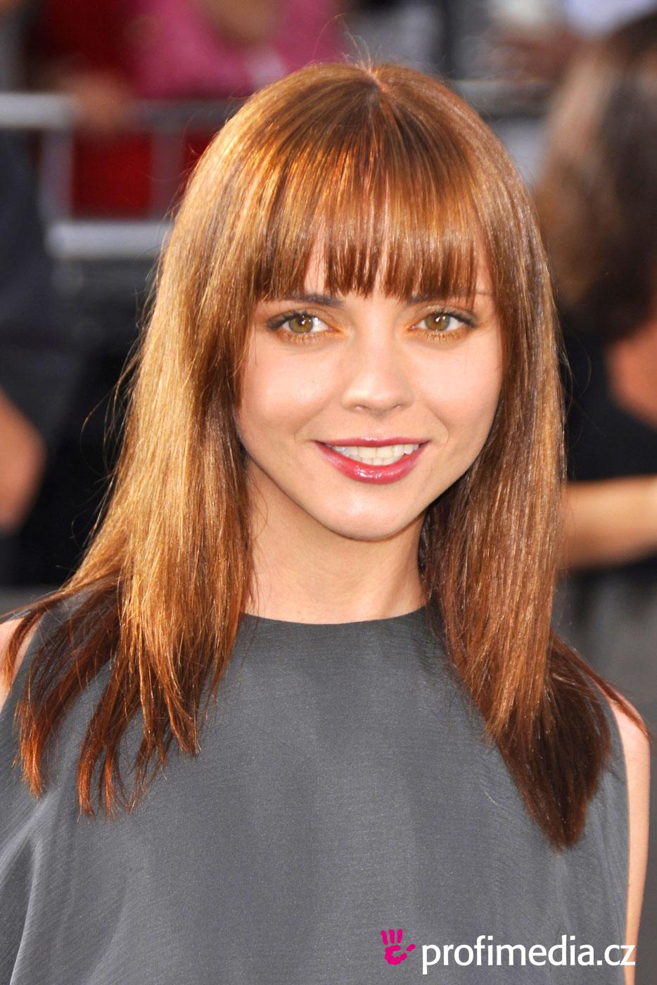 coil hairstyles : Prom hairstyle - Christina Ricci - Christina Ricci