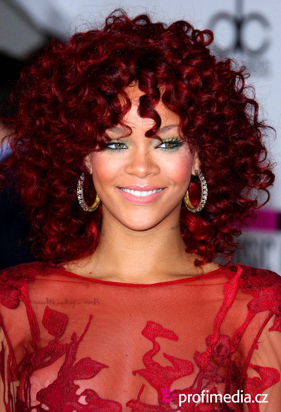 Rihanna - - hairstyle - easyHairStyler