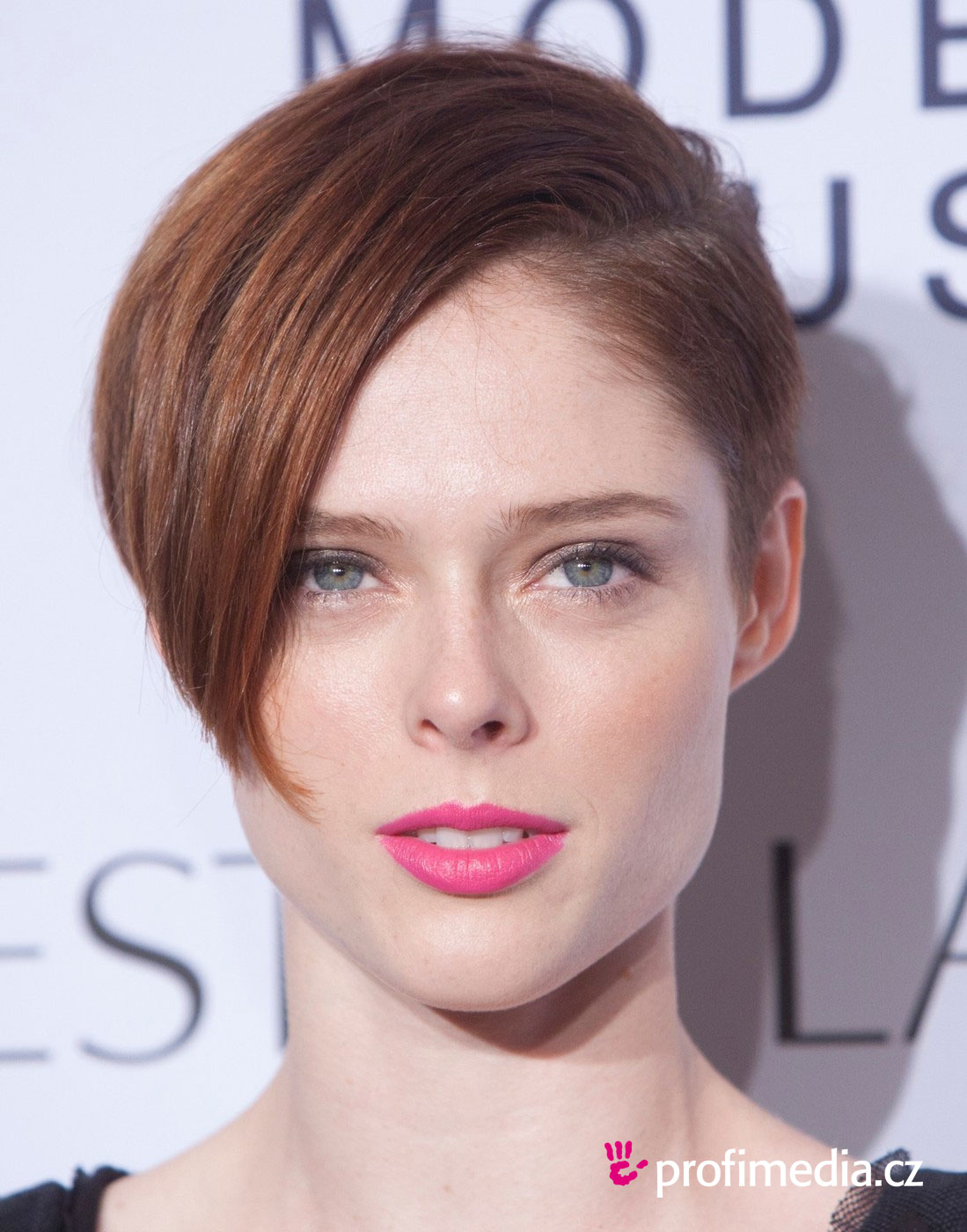 Coco Rocha Hairstyle Easyhairstyler