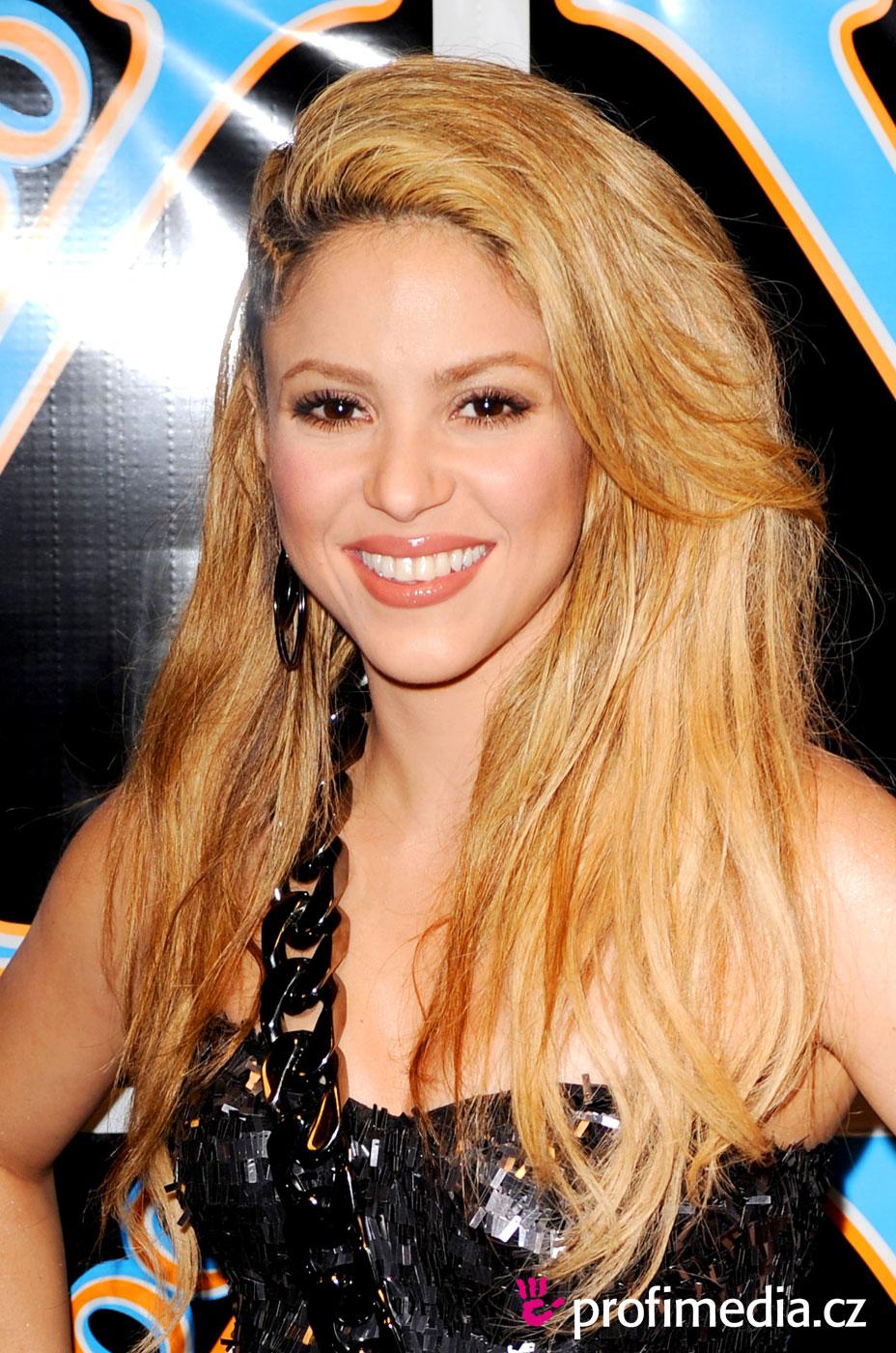 Шакира и прически фото