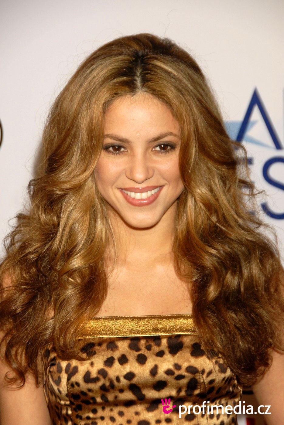 Shakira   Frisur  1396  Zum Ausprobieren In Efrisuren