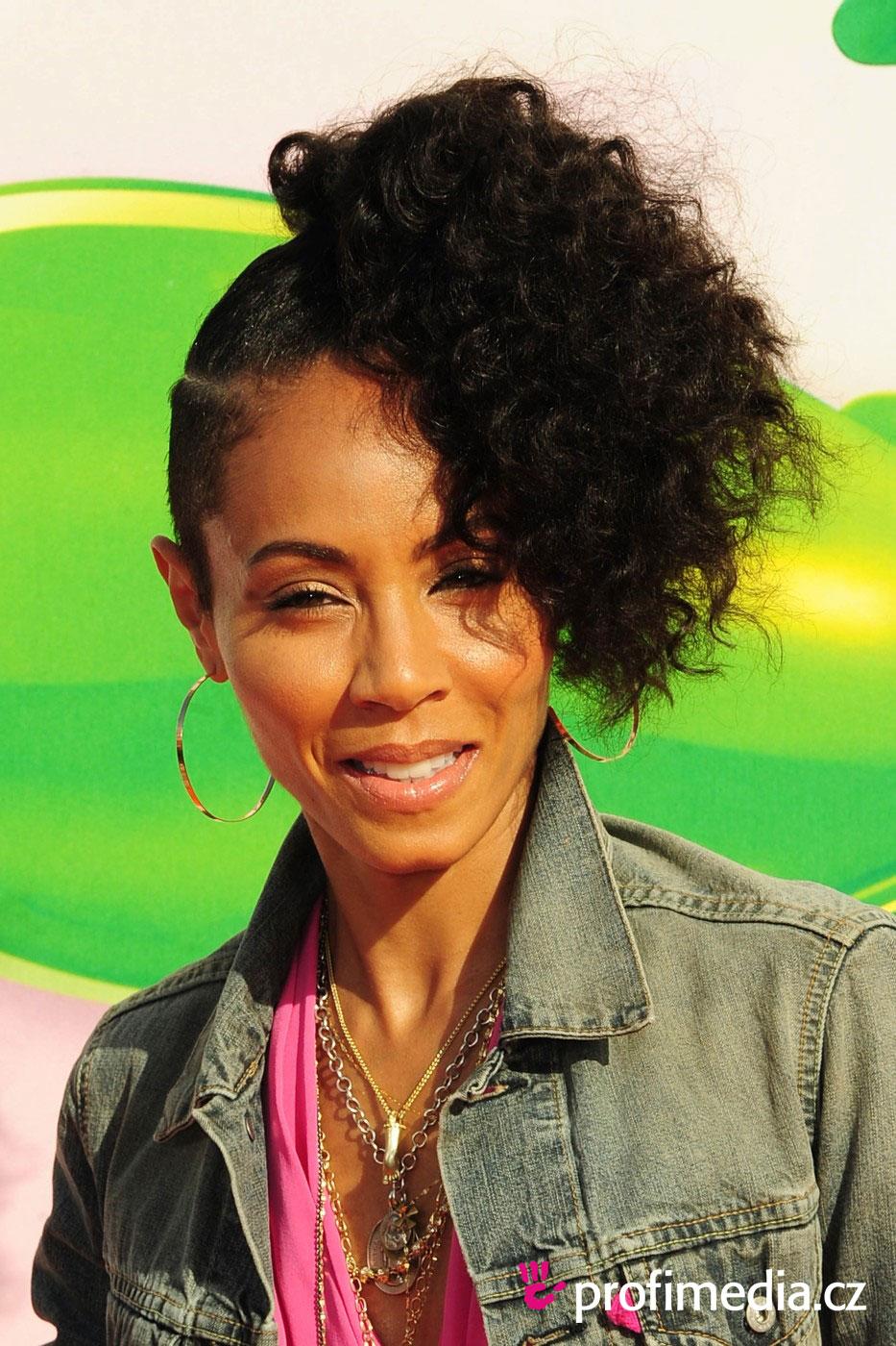 jamie eason hairstyle : Famous Jada Pinkett Smith Hairstyles Picture Of Jada Pinkett Smith ...