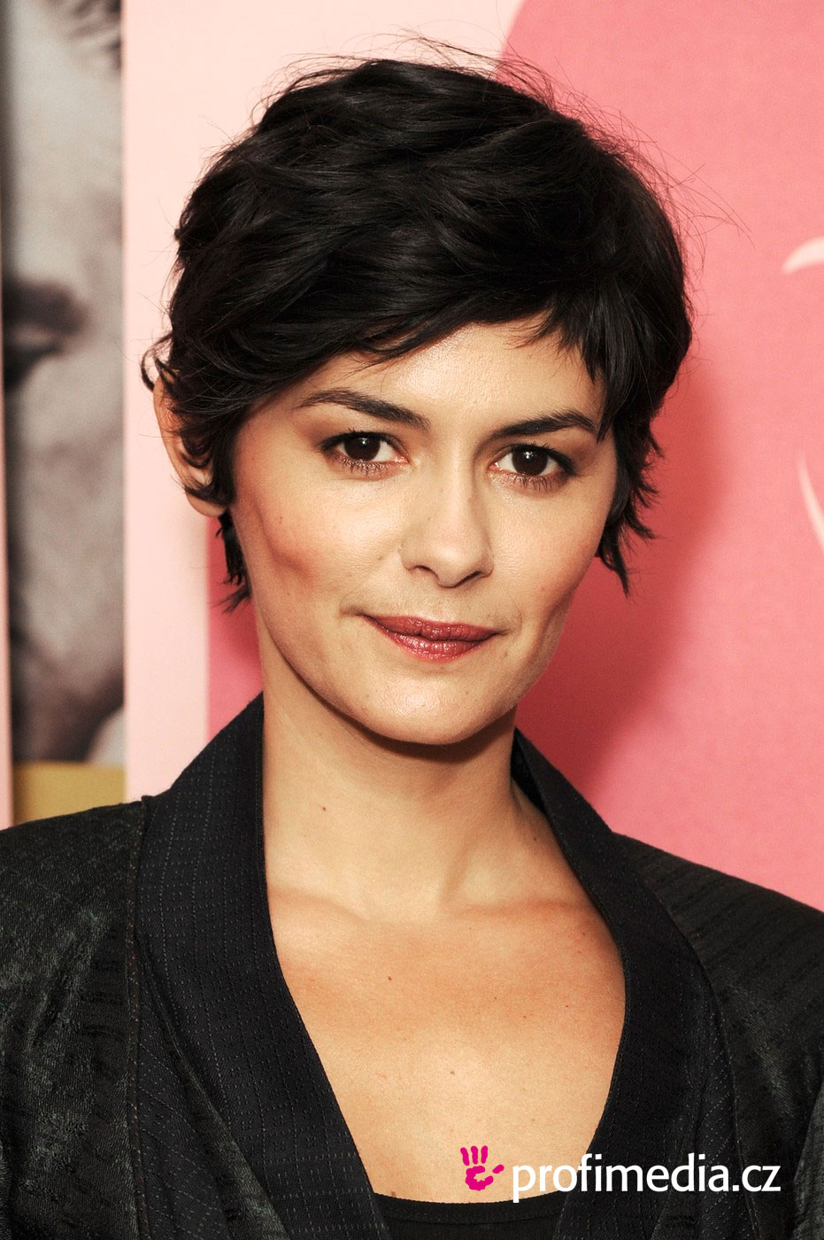 Audrey Tautou Hairstyle Easyhairstyler