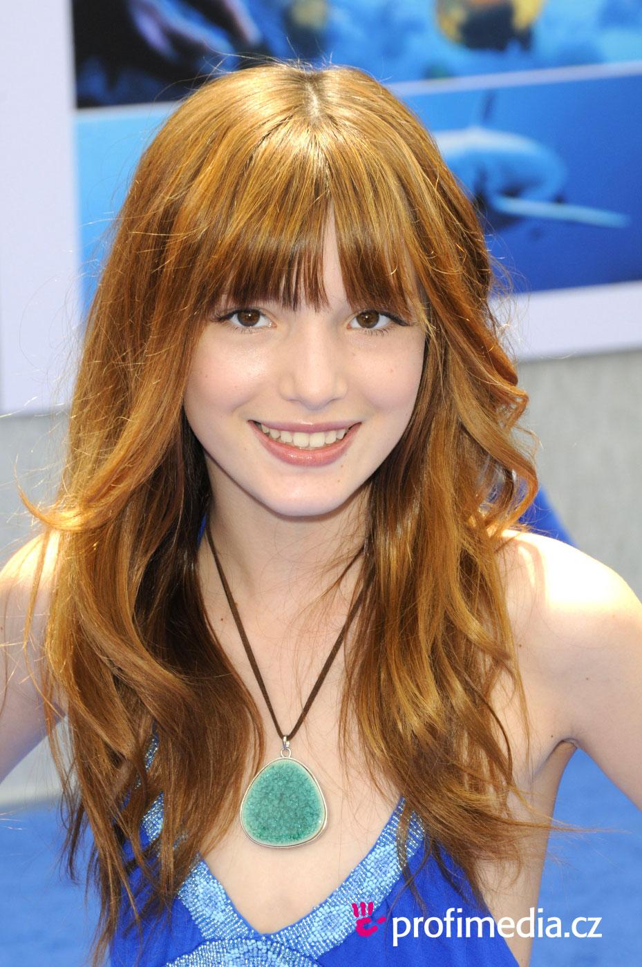 Promi-Frisur zum Ausprobieren - Bella Thorne - Bella ThorneBella Thorne