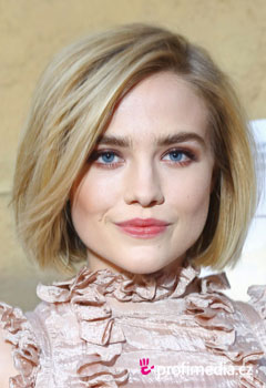 Coiffures de Stars - Maddie Hasson