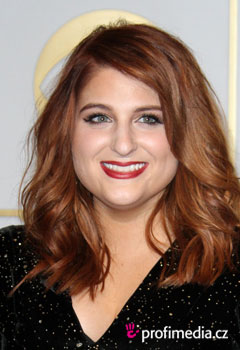 Acconciature delle star - Meghan Trainor