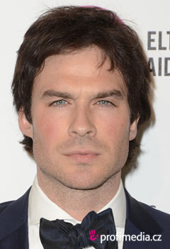 Acconciature delle star - Ian Somerhalder