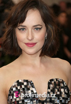 Promi-Frisuren - Dakota Johnson