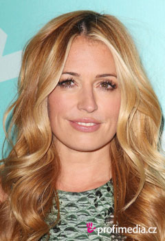 Acconciature delle star - Cat Deeley