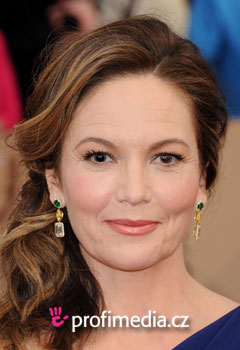 Acconciature delle star - Diane Lane