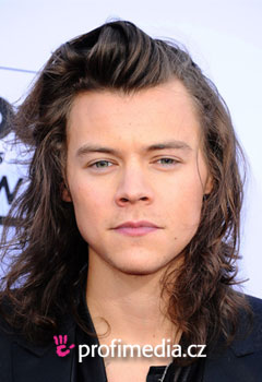 Acconciature delle star - Harry Styles