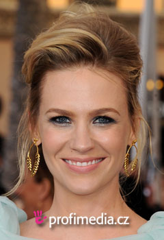 Promi-Frisuren - January Jones