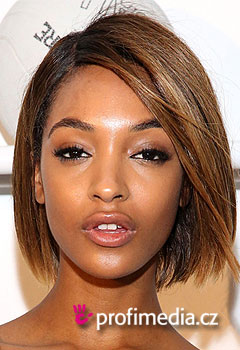 Acconciature delle star - Jourdan Dunn