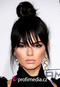 Acconciature delle star - Kendall Jenner