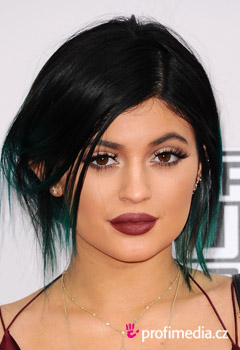 Acconciature delle star - Kylie Jenner